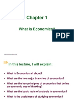 Econ 1000 - Chapter 1