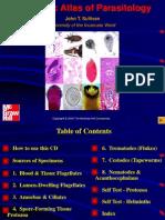 Atlas electrónico de Parasitología