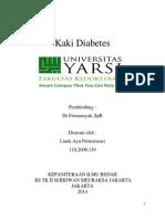 Referat Kaki Diabetik