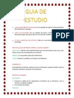 Guia de Estudio P