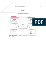 educ 529 vocabulary lesson reflection appendix a