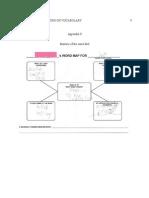 educ 529 vocabulary lesson reflection appendix c