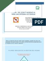 Diapositivas Sobre Vigilancia Epidemiologica Del Dengue