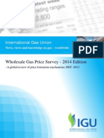 IGU GasPriceReport 2014 Reduced