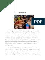 media analysis paper
