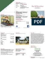 2014-10-12 bulletin