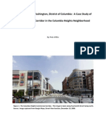 Revitalization in Washington Dc[1]