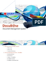 DOCUB@SE - Document Management System