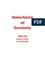 Redox and Electrochemistry.pdf
