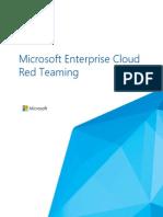 Microsoft Enterprise Cloud Red Teaming