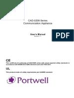 CAD-0208 User Manual v1.1 APT