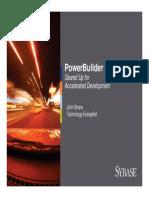 PowerBuilderOverview-JohnStrano