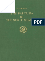 A.L. Moore The Parousia in the New Testament (Supplements to Novum Testamentum 13) 1966.pdf
