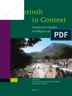 Steven J. Friesen, Daniel N. Schowalter, James C. Walters eds. Corinth in Context Comparative Studies on Religion and Society 2010.pdf