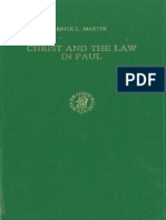 Brice L. Martin Christ and the Law in Paul Supplements to Novum Testamentum 1989.pdf