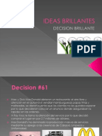 Ideas Brillantes