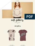 Soft Gallery Aw14 Woman Lookbook 6.2.14