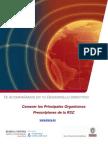 UC02 Conocer Principales Organismos Prescriptores RSC