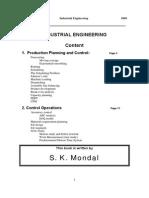 2. Industrial Engineering 2009 by S K Mondal.pdf