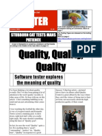 The Social Tester - Quality