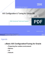 AIX Configuration & Tuning for Oracle DB