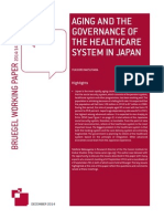 Aging and the governance of the healthcare system in Japan