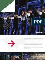 Theatre Promo Pamflet PRG