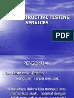 Non Destructive Testing Presentation