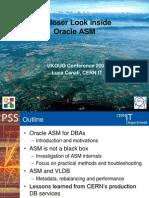 Inside Oracle Asm Lc Cern Ukoug07