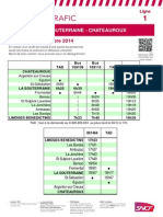 Plan de transport SNCF