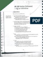Ing vs. Infinitive - Advanced Learners
