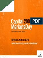 Capital Market 2008