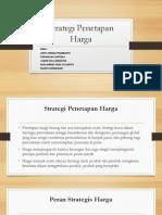 Presentation Penetapan Harga