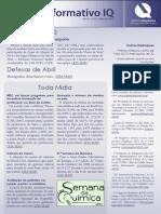Informativo IQ - Abril de 2013