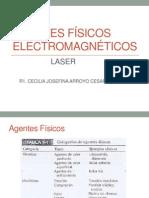 Agentes Electromagnéticos Laser