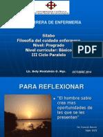 1.-PRESENT. SILABO - LECTURA CIENTIFICA 2014.ppt
