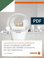 Brochure OSRAM Lampade LED 2014-2015