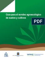 Guia para el sondeo agroecologico de suelos y cultivos