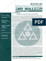 BIBM Bulletin Vol 16 Nos 1 and 2
