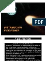 DISTRIBUCION FISHER