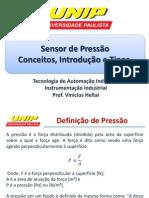Sensores de Pressão 1