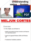 MELJUN CORTES Computer Organization Lecture Chapter12 Operating System