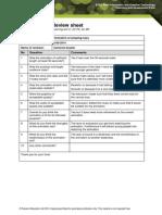 review sheet 2