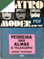 ANDRADE Jorge O Telescópio