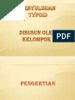 Promosi Kesehatan (Satuan Penyuluhan Thypoid).ppt