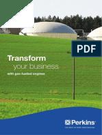 Gas Sector Brochure PN3022E