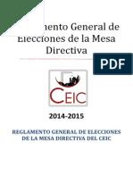Reglamento Ceceic 2014-2015 (2) UNI