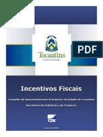Incentivos Fiscais Tocantins