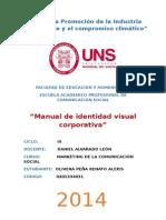 Manual de Identidad Visual Corporativa