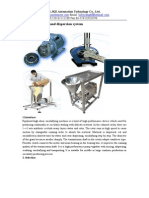 PHM Powder Induction and Dispersion System